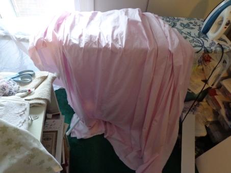 dress ruffle fabric 1-13-19