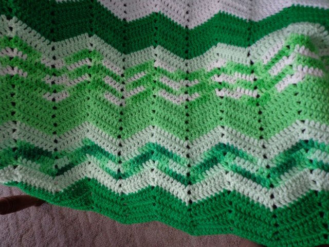 project linus blanket #16 detail