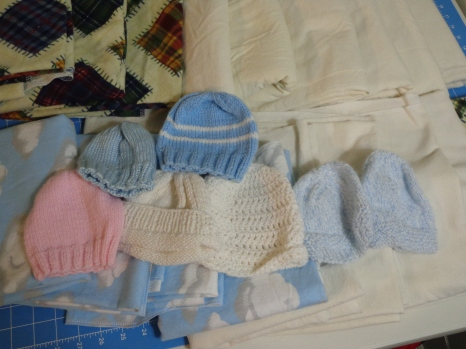 Dresses for Missions - Knit Hats