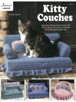 Kitty Couch - Annies Crochet