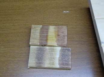 Stain Samples