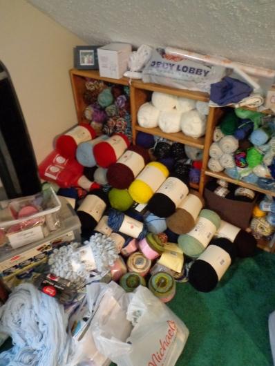 Yarn Pile