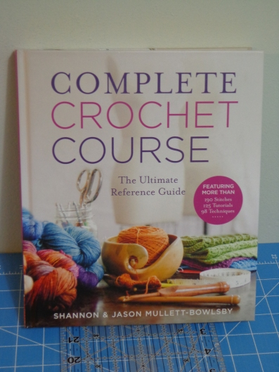 Complete Crochet Course Book