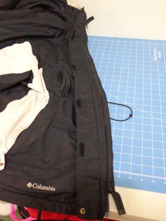 Half Zipper Sewn In 3-2-19