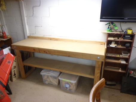 Clean Workbench 4-21-19