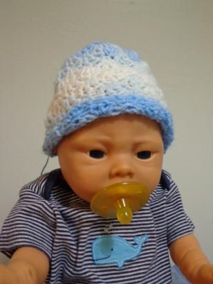 DFM Crochet Hat 4-3-19