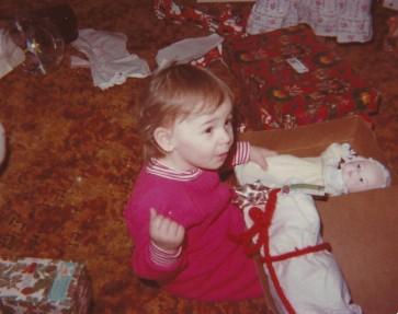 Kimmy Christmas 1983