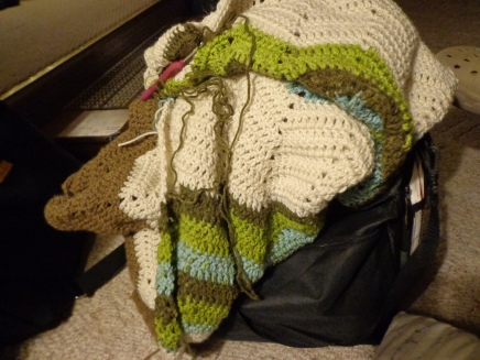 Project Linus Blanket #19 WIP