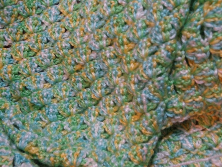 Project Linus Blanket #20 WIP