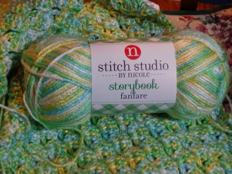 Stitch Studio Storybook Yarn