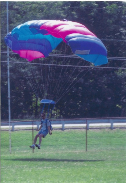 Jay Skydiving