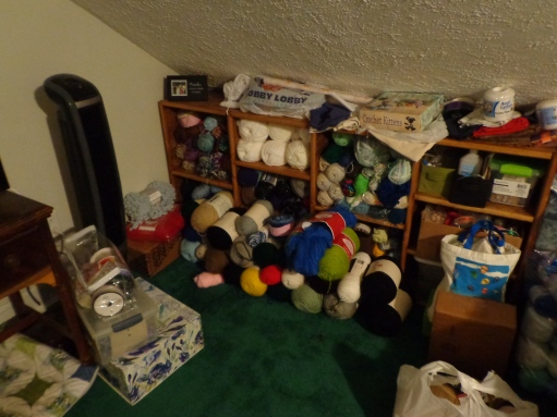 Yarn Cubbies After 5-20-19