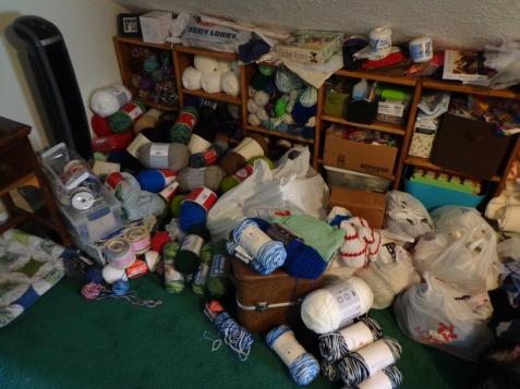 Yarn Mess 5-18-19