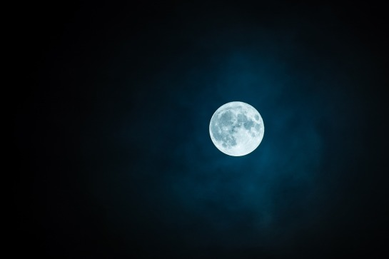 Image by Robert Karkowski from Pixabay - Moon