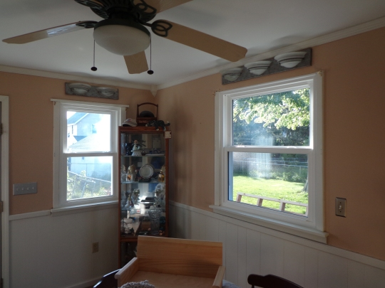 New Dining Room Windows 6-3-19