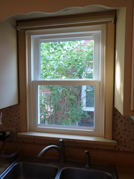 New Kitchen Window 6-3-19
