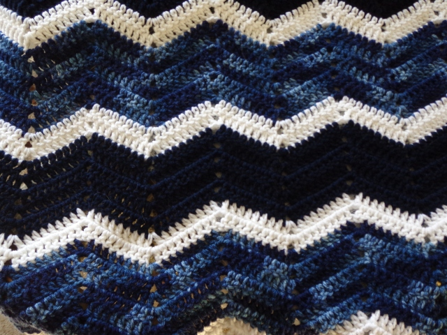 Project Linus Blanket #21 Detail