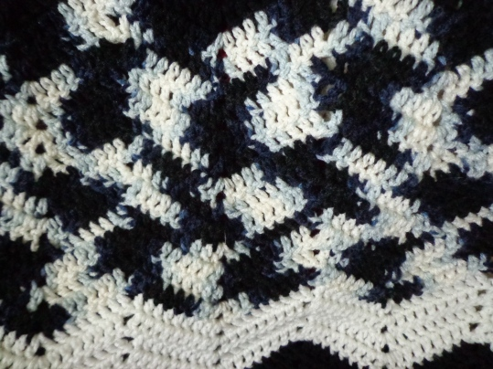 Project Linus Blanket #22 - Blue