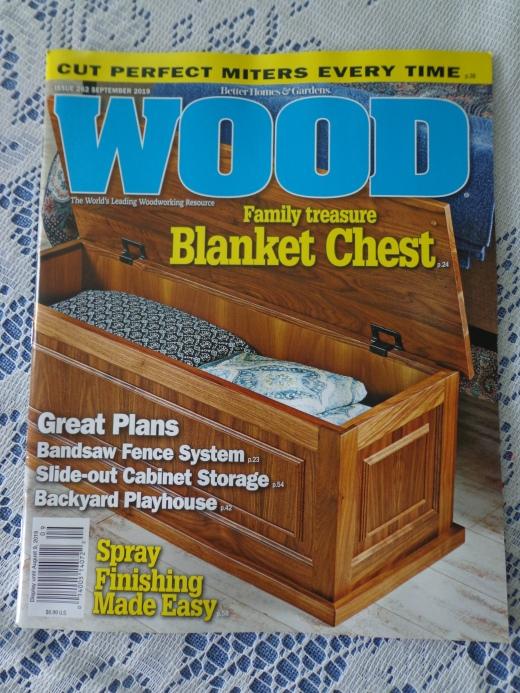 09 2019 Wood Magazine
