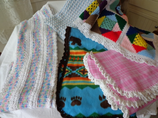Babe-More Project Linus Blanket