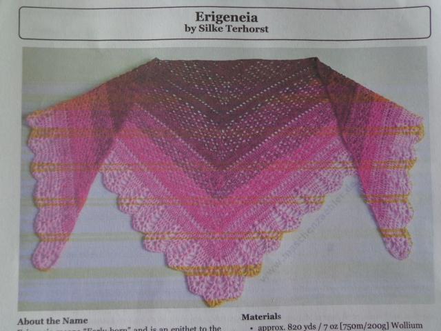 Erigeneia Shawl