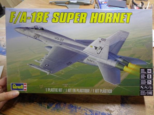 F-18 Hornet Kit