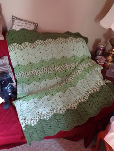 Project Linus Blanket #23 7-4-19