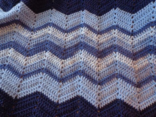 Project Linus Blanket #24 Detail