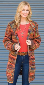 Warm Embers Cardigan