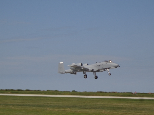 A-10 Warthog 8-31-19