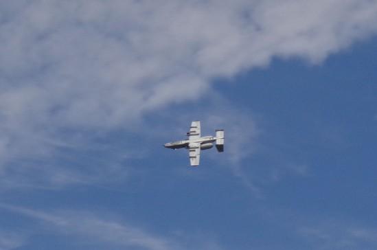 A-10 Warthog Inverted 8-31-19
