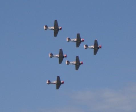 Air Writing Planes 8-31-19