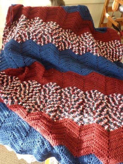 Project Linus Blanket #26 9-16-19