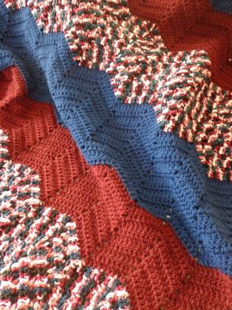 Project Linus Blanket #26 Detail