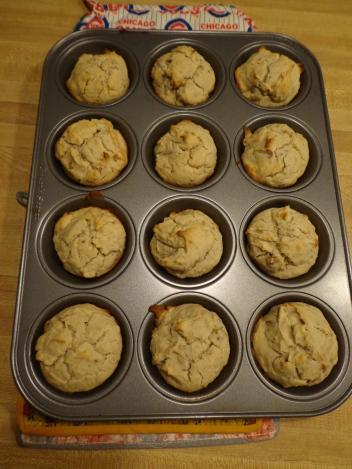 Banana Muffins 10-9-19
