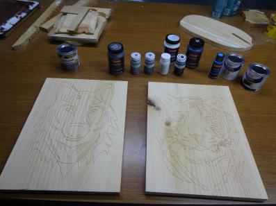 Carving Samples 10-26-19