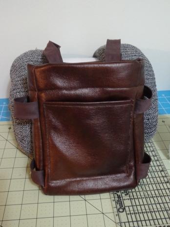 Crutch Bag Front 10-12-19