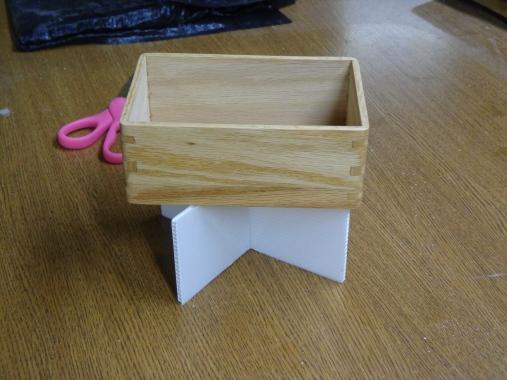 Pew Wood Box 10-2-19