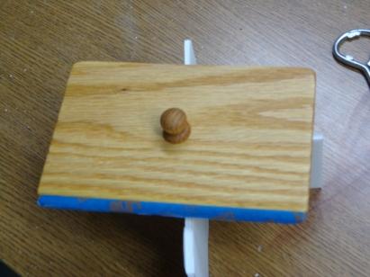 Pew Wood Box Lid 10-2-19