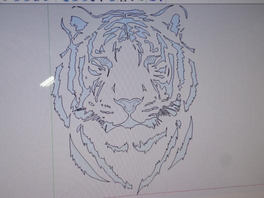Tiger SketchUp