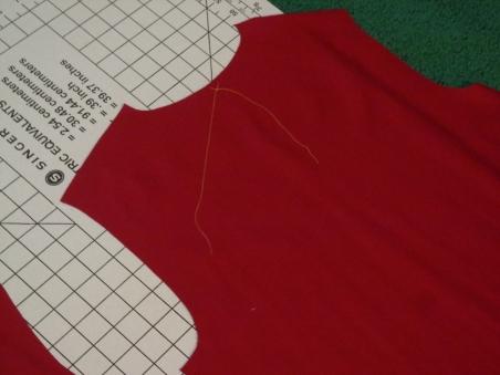 Bodycon Dress Marking