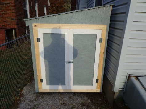 Lean-To Doors 11-5-19
