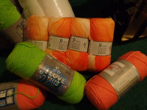 Project Linus Yarn 1-16-20