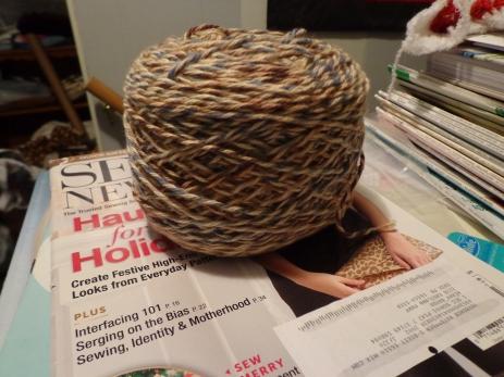 Shawl Yarn 1-16-20