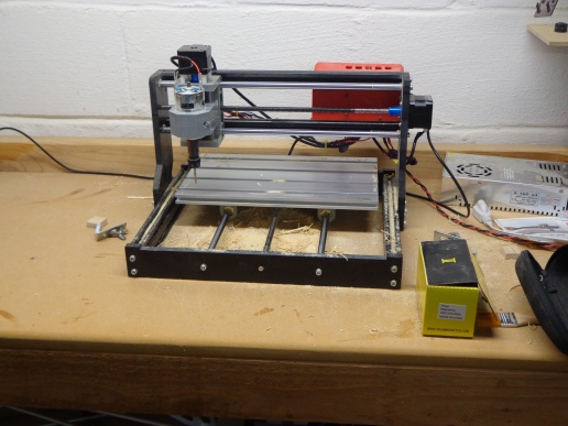 Small CNC Router
