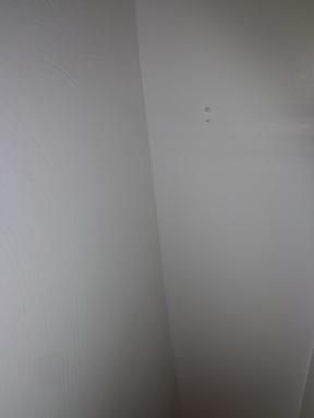 Bathroom Closet Painted 1-31-20