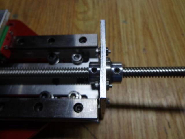 CNC Collars Installed 2-12-20