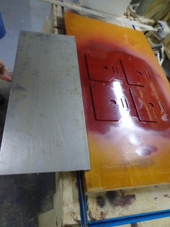 CNC Router Plate Material 2-2-20
