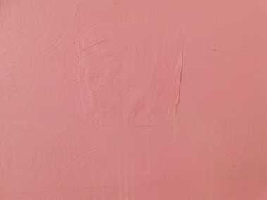 Pink Room Wall Patch