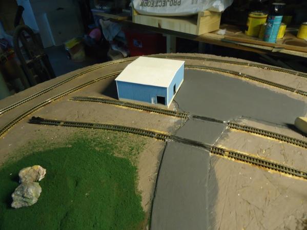 2020Layout- Garage Building